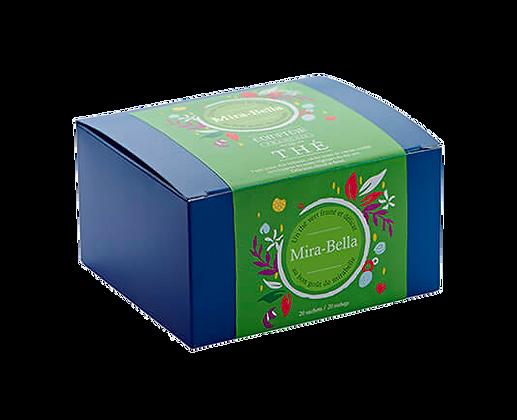 Thé Vert Fruité Mira-Bella en Sachets