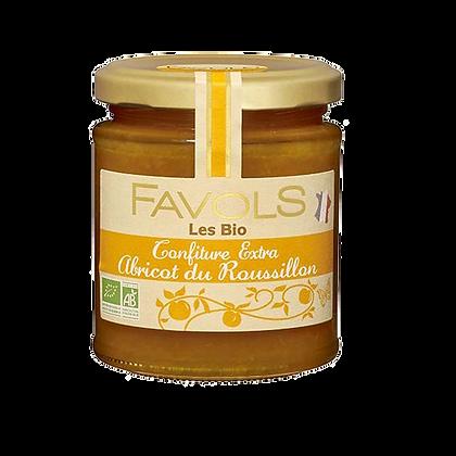 Confiture ABRICOT du Roussillon Bio - Favols