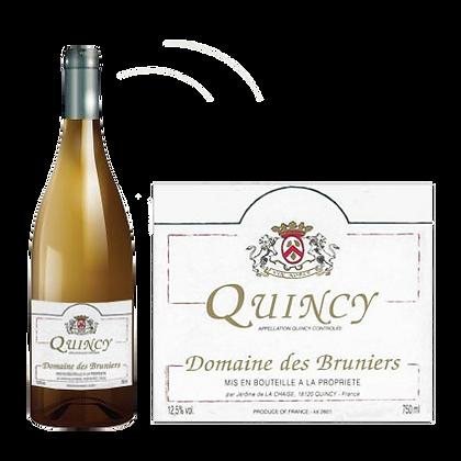 QUINCY Blanc 2018 - Domaine des Bruniers