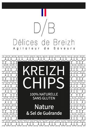 Kreizh Chips - Délices de Breizh