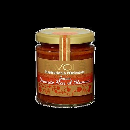 Sauce TOMATE Raas el Hanout