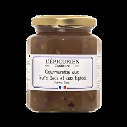 Gourmandise aux Fruits Secs et aux Epices - l'Epicurien