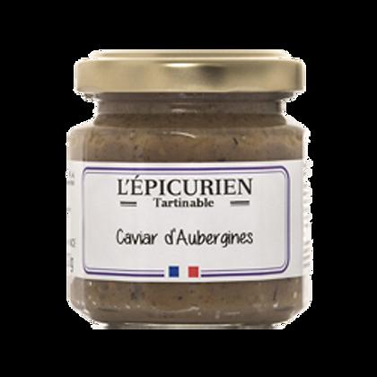 Caviar d'AUBERGINES - L'Epicurien