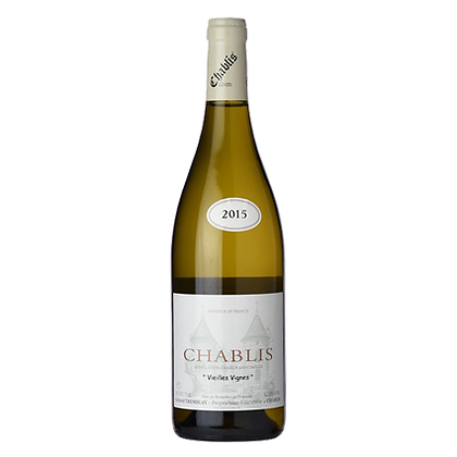 CHABLIS Blanc 2017 - Gérard Tremblay
