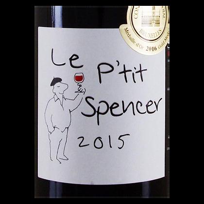 CORBIERES 2015 Rouge - Le P'tit Spencer