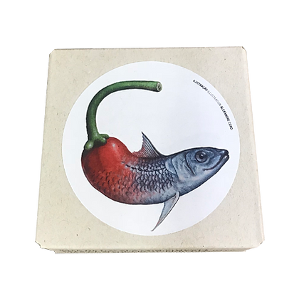 Terrine de MAQUEREAUX Piquants - José Gourmet
