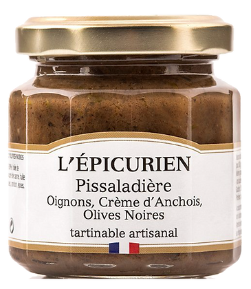 Pissaladière - L'Epicurien