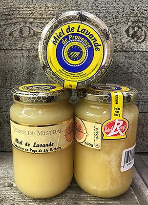 MIEL de Lavande de Provence IGP et Label Rouge