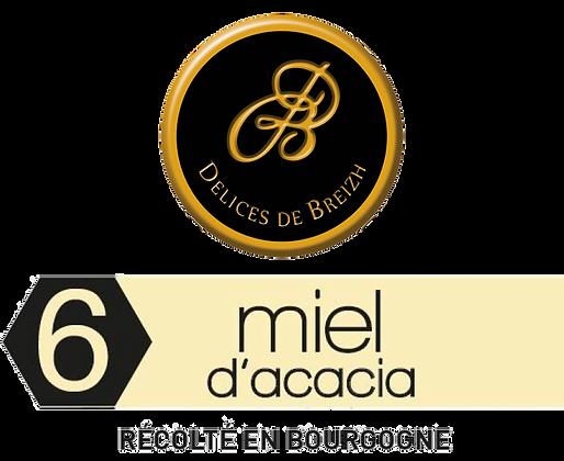 MIEL d'Acacia - Délices de Breizh