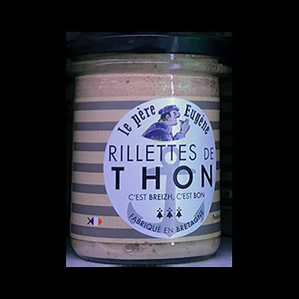 """RILLETTES de Thon """"Le Père Eugène"""""""