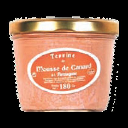 Terrine à la Mousse de Canard - Raoul Gey