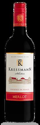 MERLOT Rouge 2019 - Kressmann