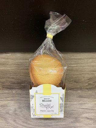 Palets Vanille - Biscuits Billeau
