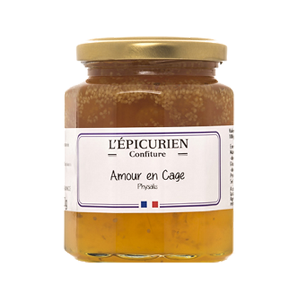 Confiture Amour en Cage - l'Epicurien