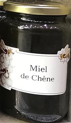 MIEL de Chêne