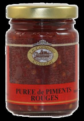 Purée de Piment Rouge - Comptoir Colonial