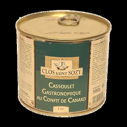 CASSOULET Gastronomique aux Confits de Canard