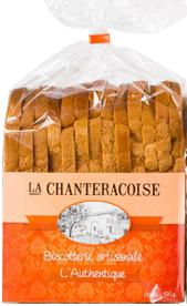 BISCOTTES Authentiques 370g - La Chanteracoise