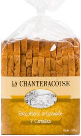 BISCOTTES aux 7 Céréales 370 g - La Chanteracoise