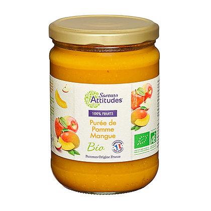 PURÉE de POMMES MANGUE (Pommes de France)