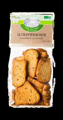 Toast Apéritif aux Herbes de PROVENCE - La Chantecroise