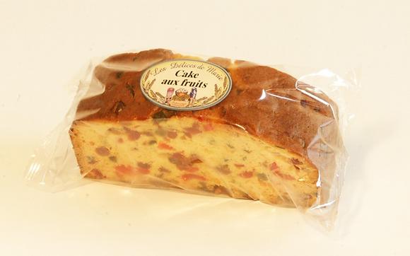 CAKE aux Fruits - Les Délices de Marie