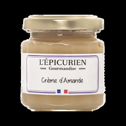 Crème d'Amandes - l'Epicurien