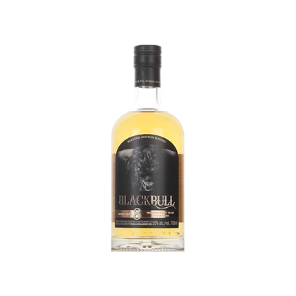 BLENDED SCOTCH WHISKY Black Bull 8 ans d'âge