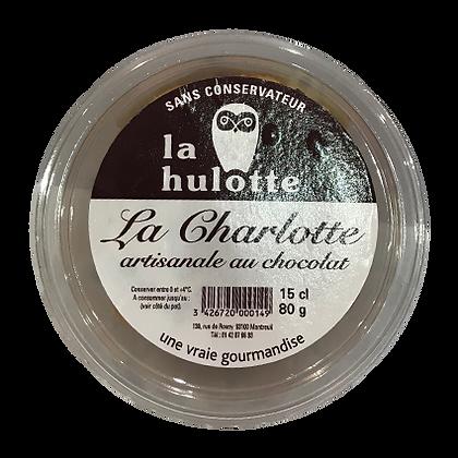 CHARLOTTE Artisanale au Chocolat La Hulotte