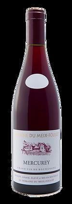 MERCUREY 2017 Rouge - Domaine Meix-Foulot