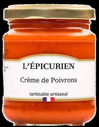 Crème de Poivrons - L'Epicurien