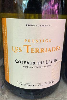 COTEAUX DU LAYON Blanc 2014 - Maison les Terriades
