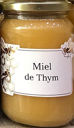 MIEL de Thym
