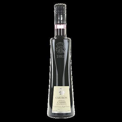 CREME de CASSIS de Bourgogne Joseph Cartron