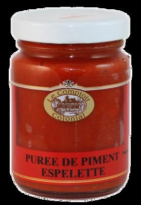 Purée de Piment d'Espelette - Comptoir Colonial