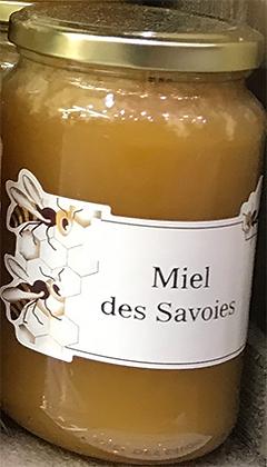 MIEL des Savoies