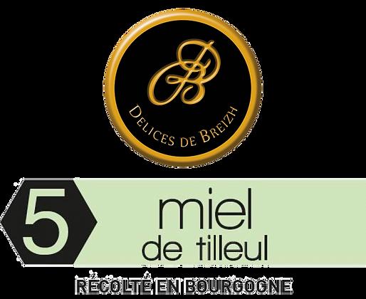 MIEL de Tilleul - Délices de Breizh