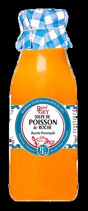 Soupe de Poisson de Roche - Raoul Gey