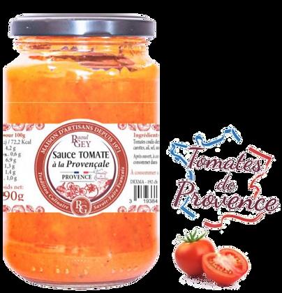 Sauce Tomates à la Provençale - Raoul Gey