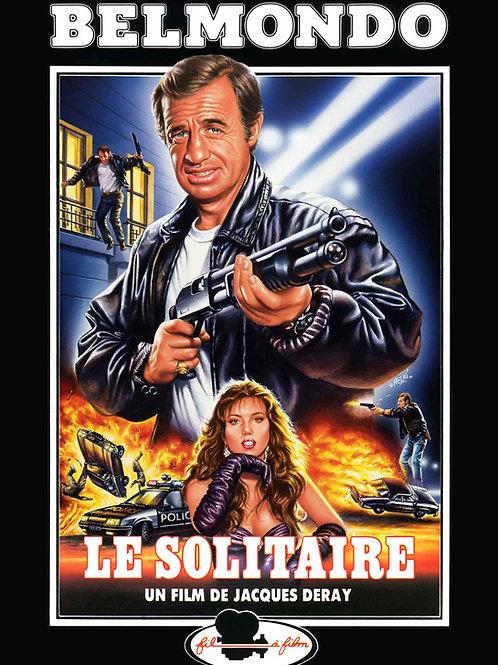 "Poster ""LE SOLITAIRE"""