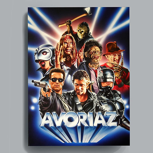 Poster AVORIAZ