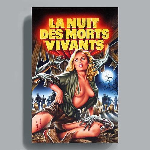 Poster LA NUIT des MORTS-VIVANTS