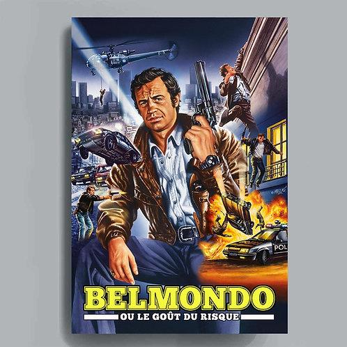 Poster BELMONDO