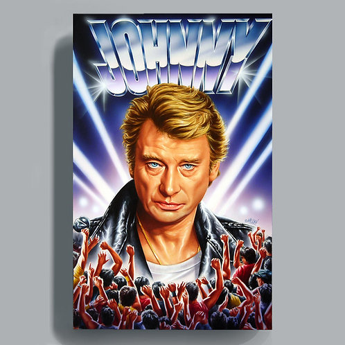 Poster JOHNNY