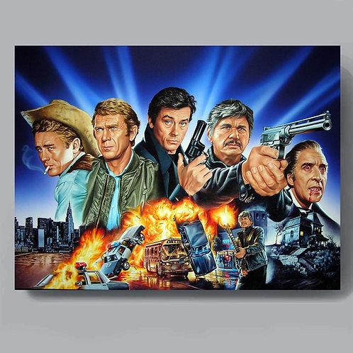 Poster Fame 82