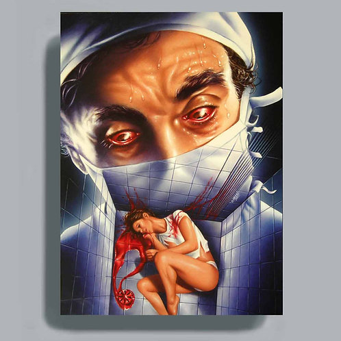 Poster Rage de Cronenberg