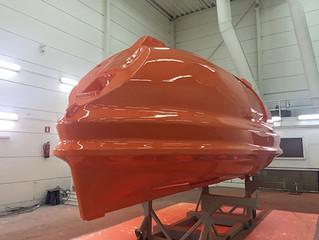 Reddingsboot resultaat