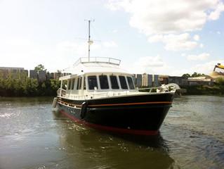 USA Trawler 'Bagheera'