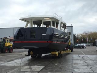 Nieuwe Alm trawler