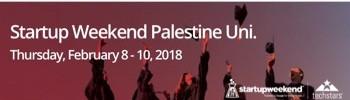 Startup Weekend Palestine Uni.